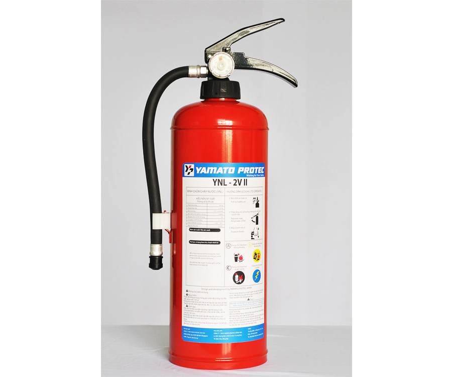WET CHEMICAL (NEUTRAL SOLUTION) FIRE EXTINGUISHER 2.0L