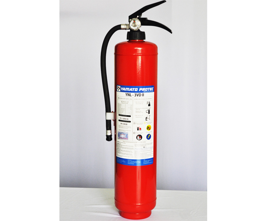 WET CHEMICAL (NEUTRAL SOLUTION) FIRE EXTINGUISHER 3.5L